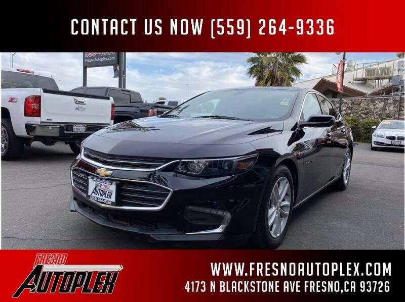 2017 Chevrolet Malibu for sale at Carros Usados Fresno in Fresno CA