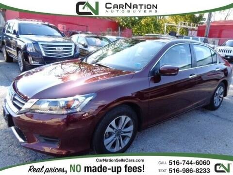 2015 Honda Accord for sale at CarNation AUTOBUYERS, Inc. in Rockville Centre NY