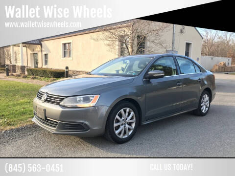 2013 Volkswagen Jetta for sale at Wallet Wise Wheels in Montgomery NY