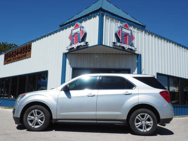 2014 Chevrolet Equinox for sale at DRIVE 1 OF KILLEEN in Killeen TX