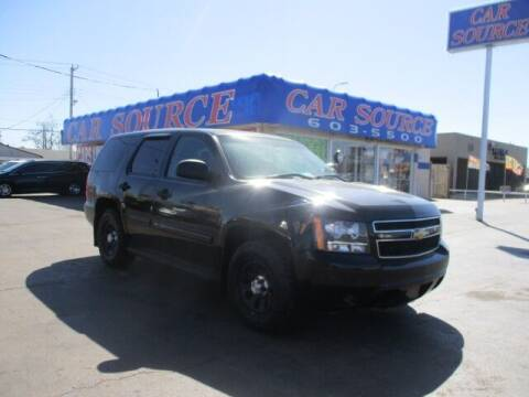 2012 Chevrolet Tahoe for sale at Car One - CAR SOURCE OKC in Oklahoma City OK