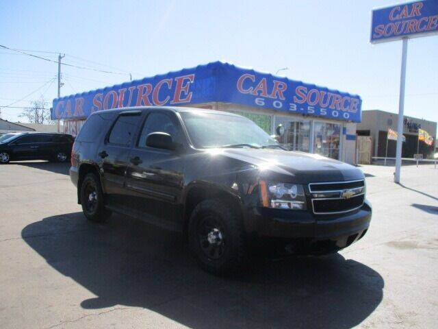 2012 Chevrolet Tahoe for sale at CAR SOURCE OKC in Oklahoma City OK