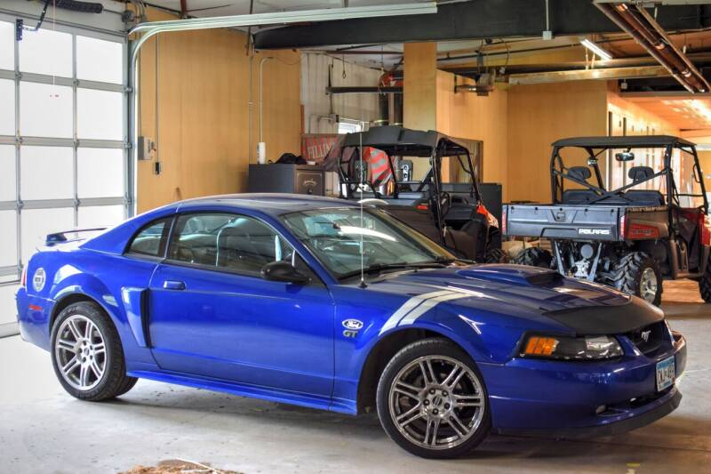 2004 Ford Mustang for sale at Hooked On Classics in Watertown MN