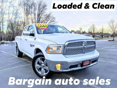 2014 RAM Ram Pickup 1500 for sale at Bargain Auto Sales LLC in Garden City ID