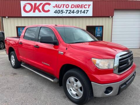 2010 Toyota Tundra for sale at OKC Auto Direct in Oklahoma City OK