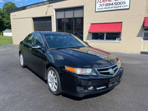 2006 Acura TSX for sale at I-Deal Cars LLC in York PA