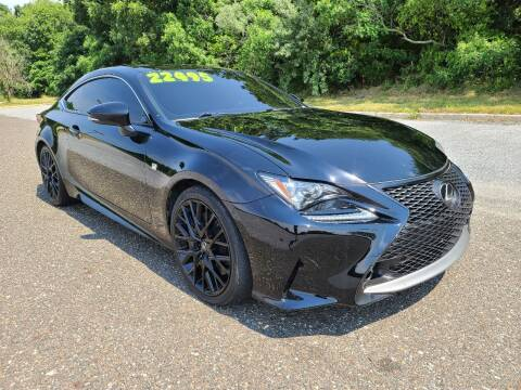 2015 Lexus RC 350 for sale at Premium Auto Outlet Inc in Sewell NJ