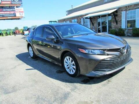 2018 Toyota Camry for sale at 412 Motors in Friendship TN