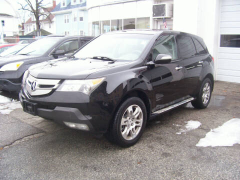 2009 Acura MDX for sale at Dambra Auto Sales in Providence RI