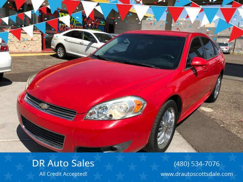 2010 Chevrolet Impala for sale at DR Auto Sales in Scottsdale AZ