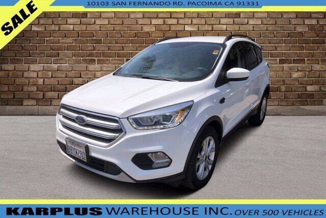 2018 Ford Escape for sale at Karplus Warehouse in Pacoima CA