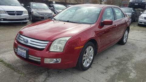 2006 Ford Fusion for sale at Carspot Auto Sales in Sacramento CA