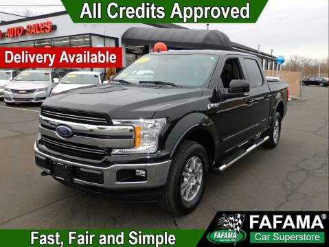 2020 Ford F-150 for sale at FAFAMA AUTO SALES Inc in Milford MA