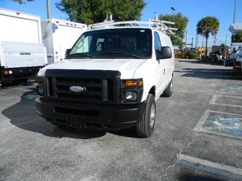 2014 Ford E-Series Cargo for sale at Longwood Truck Center Inc in Sanford FL