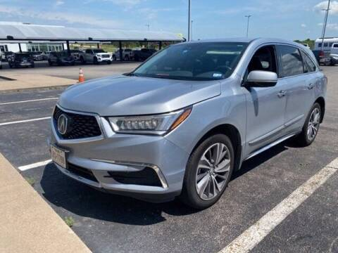 2019 Acura MDX for sale at Jerry's Buick GMC in Weatherford TX