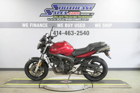 2006 Yamaha FZ6 for sale at Southeast Sales Powersports in Milwaukee WI