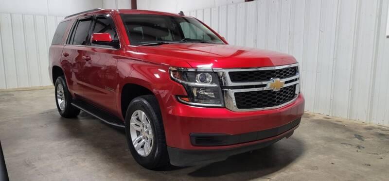 2015 Chevrolet Tahoe for sale at Matt Jones Motorsports in Cartersville GA