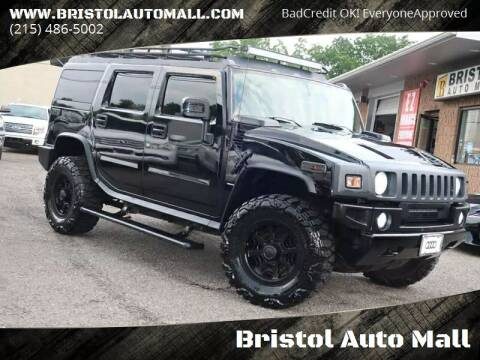 2007 HUMMER H2 for sale at Bristol Auto Mall in Levittown PA