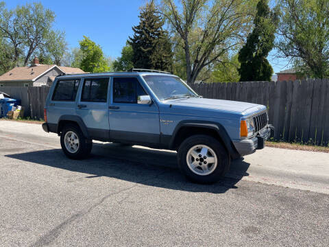 1990 Jeep Cherokee for sale at Ace Auto Sales in Boise ID