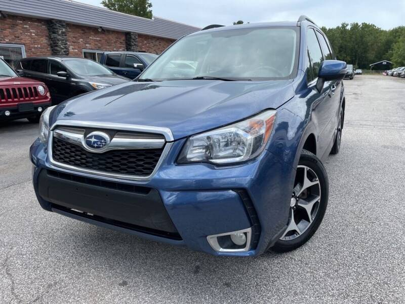2014 Subaru Forester for sale at TKP Auto Sales in Eastlake OH