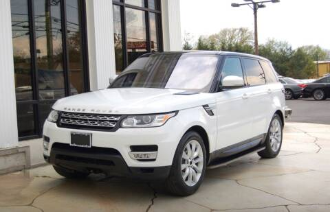 2017 Land Rover Range Rover Sport for sale at Avi Auto Sales Inc in Magnolia NJ