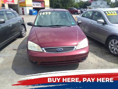 2006 Ford Focus for sale at Marino's Auto Sales in Laurel DE