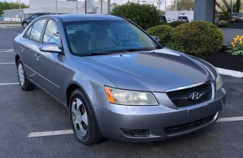 2006 Hyundai Sonata for sale at Car Culture in Warren OH