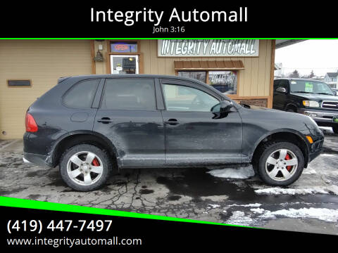 2006 Porsche Cayenne for sale at Integrity Automall in Tiffin OH