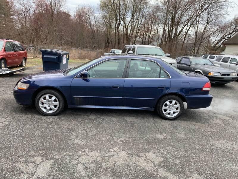 2002 Honda Accord for sale at Balfour Motors in Agawam MA
