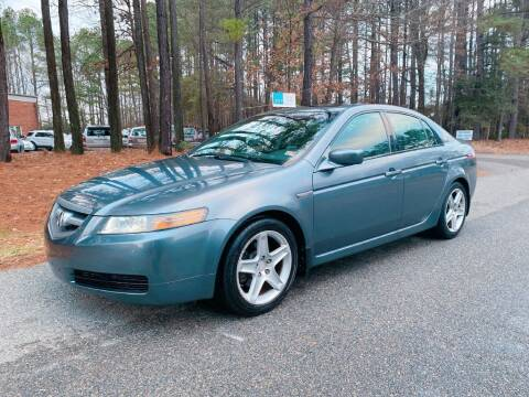 2006 Acura TL for sale at H&C Auto in Oilville VA