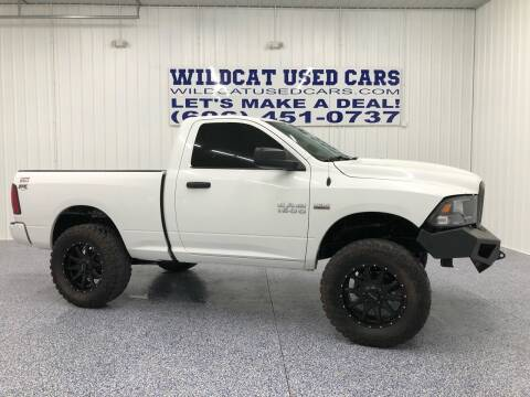 2014 RAM Ram Pickup 1500 for sale at Wildcat Used Cars in Somerset KY