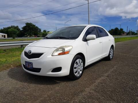 2011 Toyota Yaris for sale at Cruzan Car Sales in Frederiksted VI