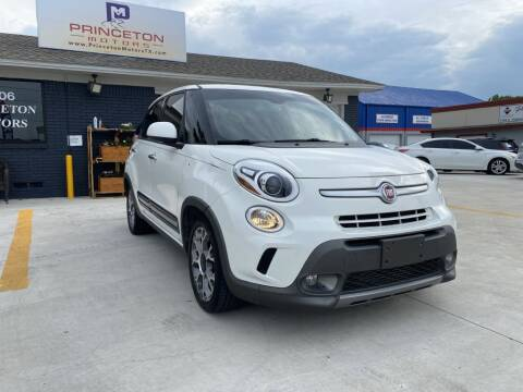 2014 FIAT 500L for sale at Princeton Motors in Princeton TX