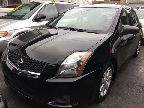2010 Nissan Sentra for sale at Jeff Auto Sales INC in Chicago IL