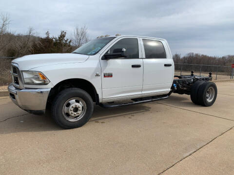 2012 RAM Ram Chassis 3500 for sale at MotoMafia in Imperial MO
