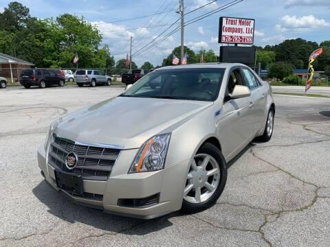 2008 Cadillac CTS for sale at Trust Motor Company in Stockbridge GA