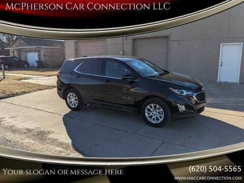 2018 Chevrolet Equinox for sale at McPherson Car Connection LLC in Mcpherson KS