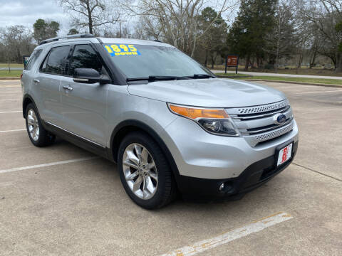2014 Ford Explorer for sale at B & M Car Co in Conroe TX