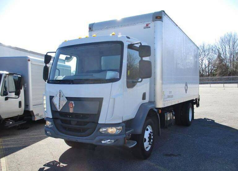 2016 Kenworth K270 for sale at Trucksmart Isuzu in Morrisville PA
