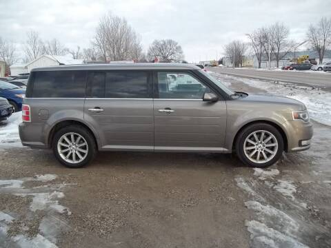 2014 Ford Flex for sale at BRETT SPAULDING SALES in Onawa IA