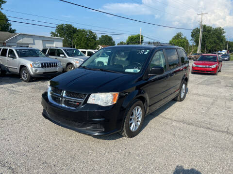 2013 Dodge Grand Caravan for sale at US5 Auto Sales in Shippensburg PA