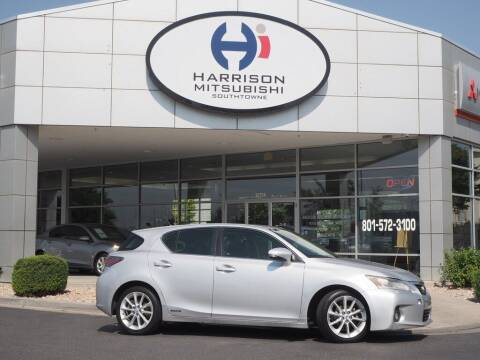2011 Lexus CT 200h for sale at Harrison Imports in Sandy UT