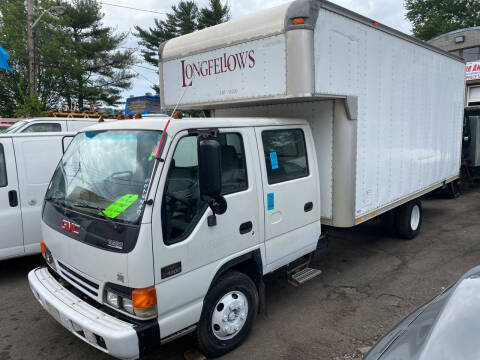2003 GMC W4500 for sale at White River Auto Sales in New Rochelle NY