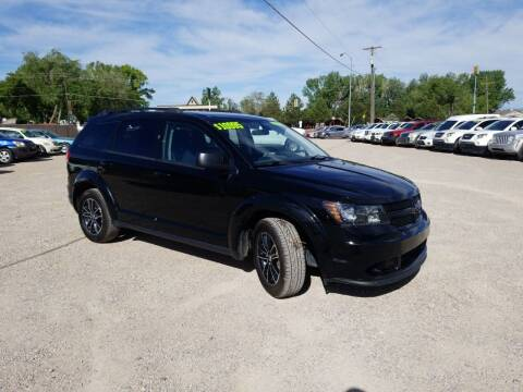 2018 Dodge Journey for sale at Canyon View Auto Sales in Cedar City UT