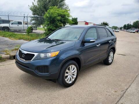 2011 Kia Sorento for sale at DFW Autohaus in Dallas TX