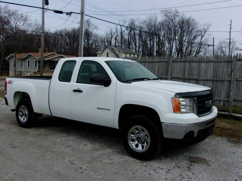 2011 GMC Sierra 1500 for sale at JEFF MILLENNIUM USED CARS in Canton OH