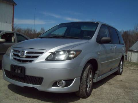 2004 Mazda MPV for sale at Frank Coffey in Milford NH