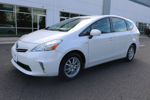 2012 Toyota Prius v for sale at Epic Motor Company in Chantilly VA