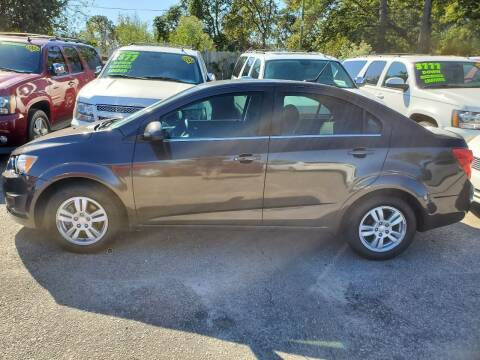 2014 Chevrolet Sonic for sale at Rodgers Enterprises in North Charleston SC