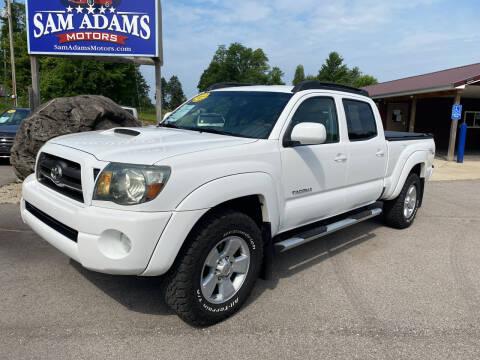 2010 Toyota Tacoma for sale at Sam Adams Motors in Cedar Springs MI